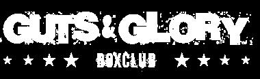 Guts & Glory Boxclub